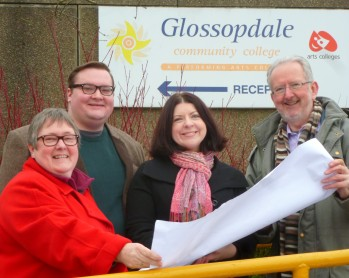 Glossopdale New School
